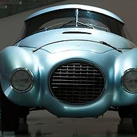 """Ferrari 212 """"Uovo"""" at Museo Casa Enzo Ferrari, 2014"""