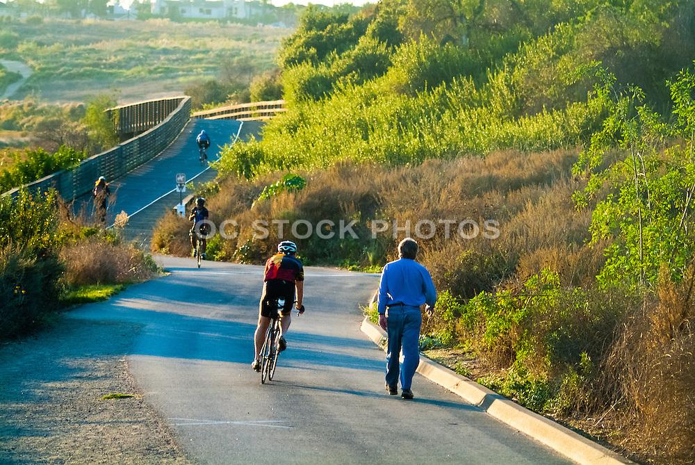 Active Lifestyle In Newport Beach Orange County California