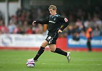 Photo: Rich Eaton.<br /> <br /> Cheltenham Town v Nottingham Forest. Coca Cola League 1. 13/10/2007. Forest's Kris Commons.