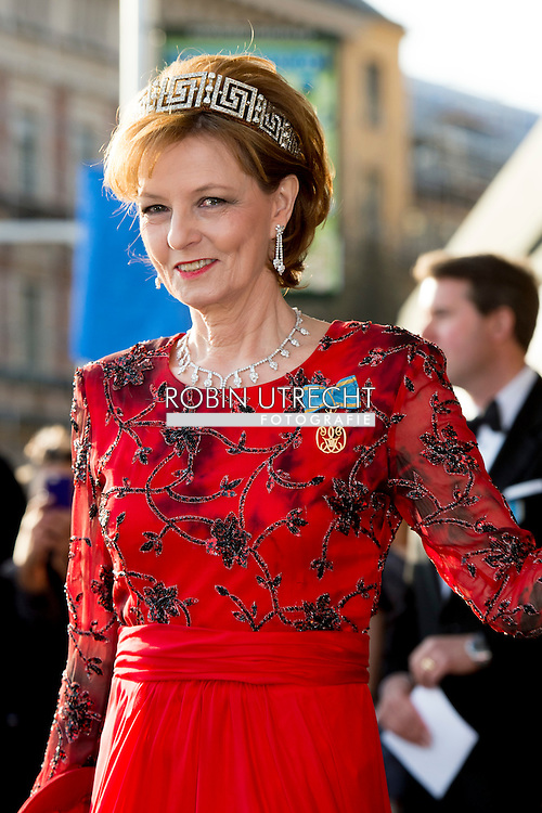 30-4-2016 - Princess Margareta of Romania met Prince Radu of Romania princess beatrix Chris O'Neill, Princess Madeleine of Sweden, Crown Princess Victoria of Sweden, Oscar Carl Olof, Princess Estelle, Prince Daniel, Princess Sofia, Prince Carl Philip, King Carl Gustaf and Queen Silvia King Carl Gustaf, Queen Silvia, Crown Princess Victoria, Prince Daniel, Prince Carl Philip, Princess Madeleine and Chris O&rsquo;Neill  The Swedish Armed Forces&rsquo; celebration &ndash; The Outer Courtyard celebration of The King&rsquo;s 70th birthday celebration of The King&rsquo;s 70th birthday STOCKHOLM COPYRIGHT ROBIN UTRECHT<br /> 30-4-2016 - prinses Beatrix Chris O'Neill, Prinses Madeleine van Zweden, Kroonprinses Victoria van Zweden, Oscar Carl Olof, Prinses Estelle, Prins Daniel, Princess Sofia, prins Carl Philip, koning Carl Gustaf en koningin Silvia Koning Carl Gustaf , koningin Silvia, kroonprinses Victoria, Prins Daniel, prins Carl Philip, prinses Madeleine en Chris O'Neill De Zweedse strijdkrachten 'viering - The Outer Courtyard viering van The King's 70ste verjaardag viering van de koning van zweden  70ste verjaardag STOCKHOLM