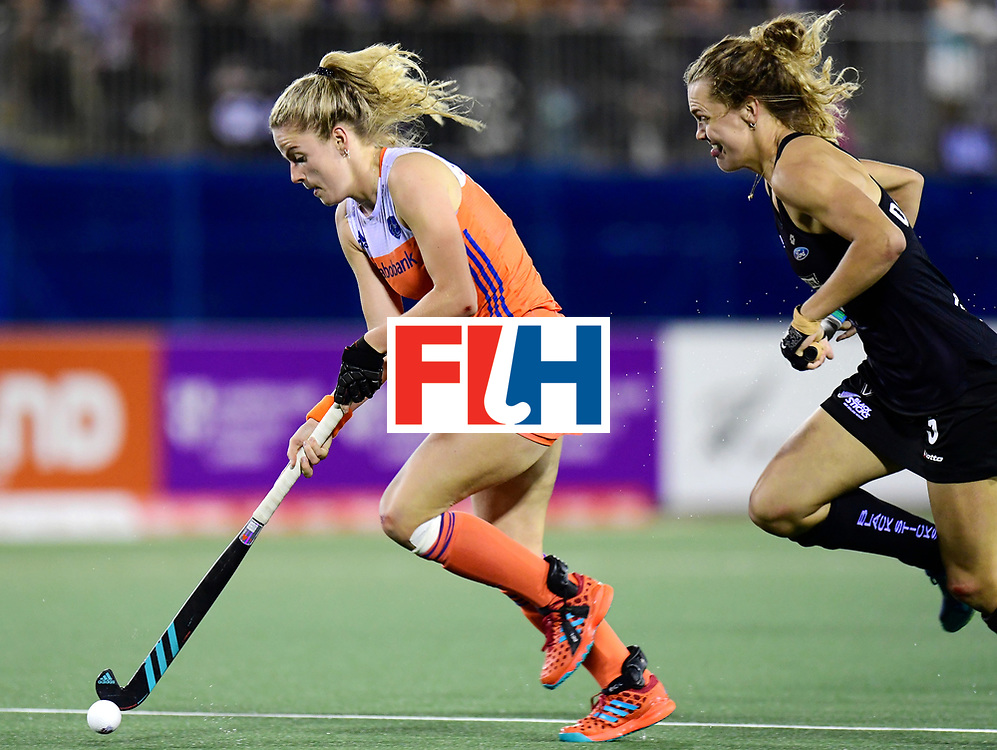 AUCKLAND - Sentinel Hockey World League final women<br /> Match id:10322<br /> 22 NED v NZL (Final)<br /> Foto: Maartje Krekelaar <br /> WORLDSPORTPICS COPYRIGHT FRANK UIJLENBROEK