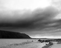 Utsikt fra Giske mot Alnes p&aring; God&oslash;ya.<br /> Foto: Svein Ove Ekornesv&aring;g