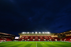 A general view of Ashton Gate before the Carabao Cup game between Bristol City and Crystal Palace - Mandatory by-line: Dougie Allward/JMP - 24/10/2017 - FOOTBALL - Ashton Gate Stadium - Bristol, England - Bristol City v Crystal Palace - Carabao Cup