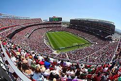 July 23, 2017 - Santa Clara, California, United States - Santa Clara, CA - July 23, 2017:  Manchester United and Real Madrid play in an International Champions Cup match at Levi's Stadium.  Final score Manchester United 2, Real Madrid 1. (Credit Image: © Bob Drebin/ISIPhotos via ZUMA Wire)
