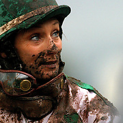 2/18/05 8:46:39 PM --- HORSE RACING SPORTS SHOOTER ACADEMY 001 --- Jockey Joy Scott. Horse racing at Santa Anita.<br /> Photo by Chris Keane, Sports Shooter Academy