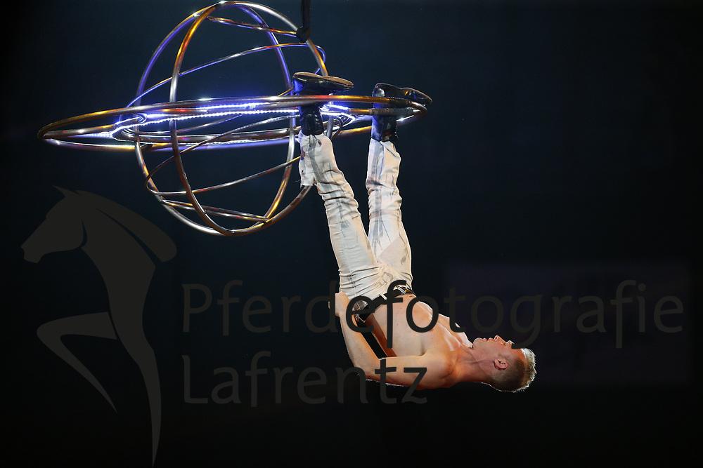 Eröffnungsfeier<br /> Las Vegas - FEI Weltcup Finale Dressur und Springen 2015<br /> Springen Finale II<br /> © www.sportfots-lafrentz.de/Stefan Lafrentz