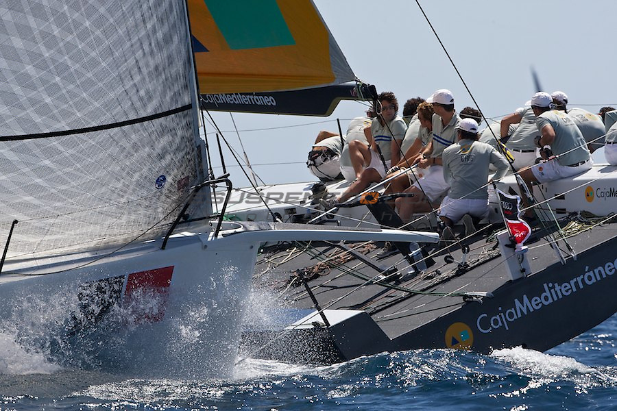 29th Copa del Rey, Pama de Mallorca , Spain 1-6 August 2010,©jrenedo