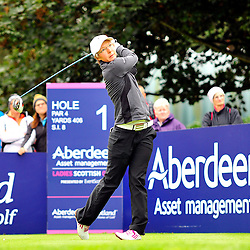 Scottish Ladies Open | Aberdeen Asset Management | 1 September2013