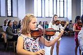 Violin and Cello Class
