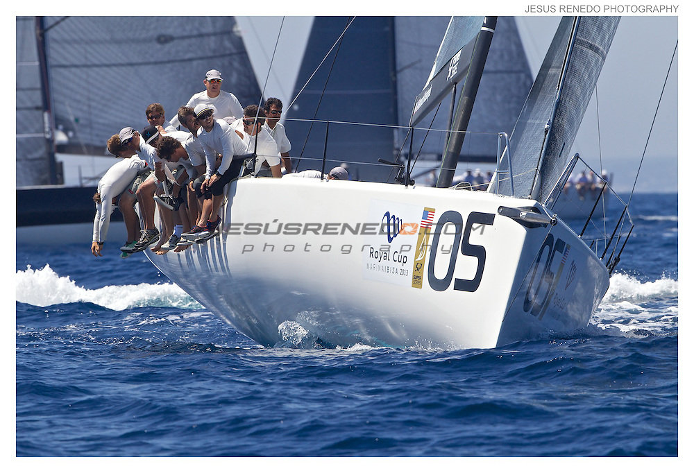 52 Superseries-ibiza 2013, coastal race