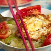 Northern vietnamese meal