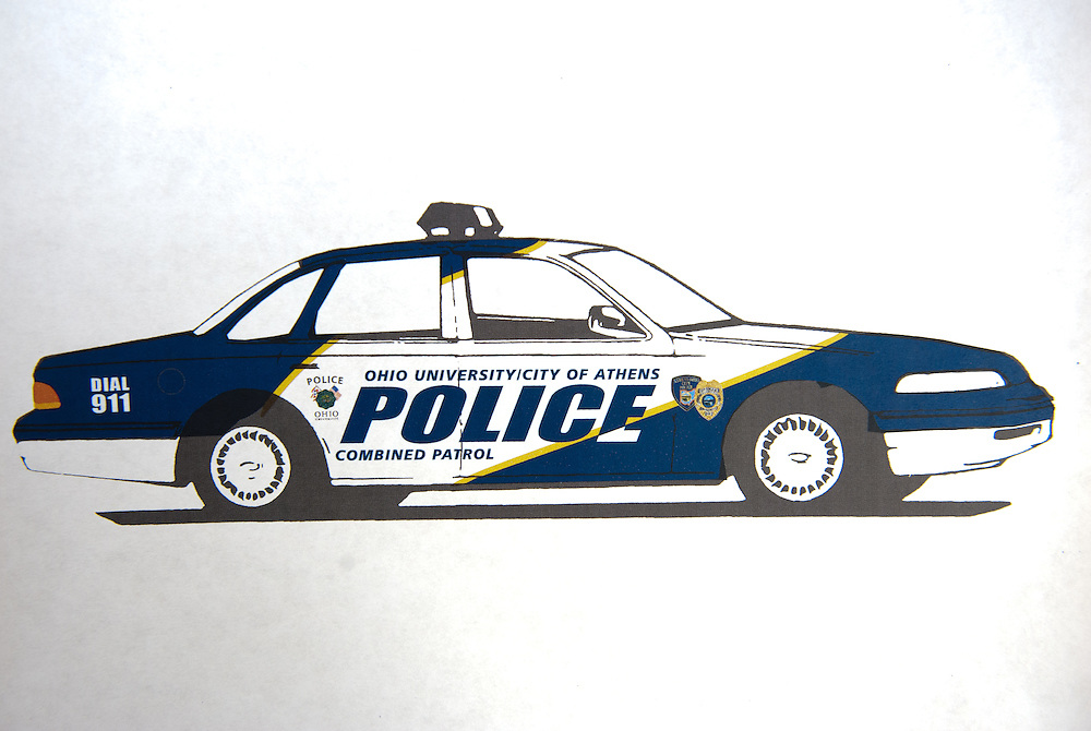 Design of new Combined Patrol Police cruiser.