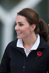 LONDON - UK - 31st Oct 2017: <br /> The Duchess of Cambridge will visit the Lawn Tennis Association (LTA) on Tuesday 31st October. Her Royal Highness became Patron of the LTA in December 2016, taking over the Patronage from Her Majesty The Queen who held the role for 64 years.<br /> Photograph by Ian Jones