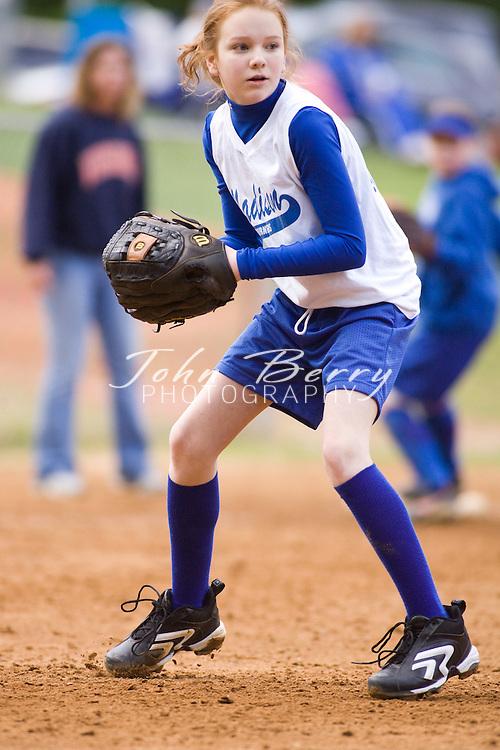 MPR 12U Softball .Base Burners vs Wildcats .5/12/2008..