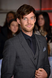 November 3, 2016 - London, United Kingdom - Image ©Licensed to i-Images Picture Agency. 03/11/2016. London, United Kingdom. Harry Treadaway attends the World Premiere of A Street Cat Named Bob. Picture by Chris Joseph / i-Images (Credit Image: © Chris Joseph/i-Images via ZUMA Wire)