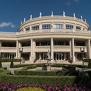 DORAL, FLORIDA, JUNE 24, 2017<br /> View of the clubhouse at the Trump National Doral Miami Golf Shop.<br /> (Photo by Angel Valentin/Freelance)