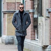 NLD/Amsterdam//20170309 - Herdenkingsdienst Guus Verstraete, Jim Bakkum