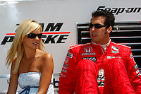 Sam Hornish Jr., Camping World Watkins Glen Grand Prix, Watkins Glen, NY USA, 7/8/2007