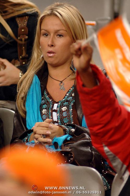 NLD/Amsterdam/20051112 - Voetbal, vriendschappelijke wedstrijd Nederland - Italie,