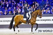 Setch Boschman - Bono<br /> Indoor Brabant 2017<br /> © DigiShots - Jessica van Herk