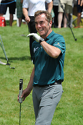© Licensed to London News Pictures. 01/07/2017. London, UK, Actor James Nesbitt during The 2017 Celebrity Cup golf tournament at the Celtic Manor Resort, Newport, South Wales. Photo credit: Jeff Thomas/LNP