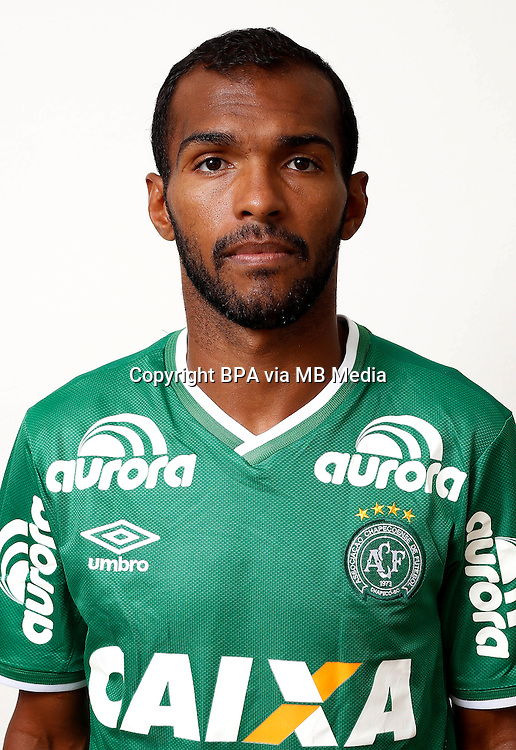 Brazilian Football League Serie A / <br /> ( Associacao Chapecoense de Futebol ) - <br /> Richarlyson Barbosa Felisbino &quot; Richarlyson &quot;