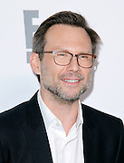 Christian Slater attends the 2015 NBCUniversal Cable Entertainment Upfront at the Javitz Center North Hall in New York City, New York on May 14, 2015.
