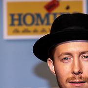 NLD/Amsterdam/20150119 - Premiere film Homies, cast, Robert de Hoog