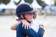 Esmee Donkers - Chiana<br /> Longines FEI European Championships 2018<br /> © DigiShots