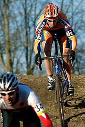 29-01-2006 WIELRENNEN: UCI CYCLO CROSS WERELD KAMPIOENSCHAPPEN ELITE: ZEDDAM <br /> Thijs Al<br /> ©2006-WWW.FOTOHOOGENDOORN.NL
