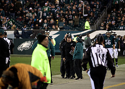Eagles Head Coach Chip Kelley is seen during the December 26, 2015 NFC East Division game between Washington Redskins and Philadelphia Eagles at Lincoln Financial Field. (photo by Bastiaan Slabbers)