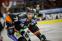 26.10.2015, Eisstadion Liebenau, Graz, AUT, EBEL, Moser Medical Graz 99ers vs HC TWK Innsbruck, 16. Runde, im Bild Philipp Pinter (EC Graz 99ers) // during the Erste Bank Icehockey League 16th Round match between Moser Medical Graz 99ers and HC TWK Innsbruck at the Ice Stadium Liebenau, Graz, Austria on 2015/10/26, EXPA Pictures © 2015, PhotoCredit: EXPA/ Erwin Scheriau