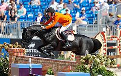 Vrieling Jur, NED, VDL Glasgow v Merelsnest<br /> World Equestrian Games - Tryon 2018<br /> © Hippo Foto - Dirk Caremans<br /> 19/09/18