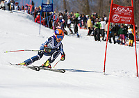 Francis Piche Invitational j5 1st run at Gunstock March 19, 2010....