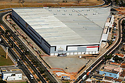 Goiania_GO, Brasil...Vista aerea do shopping center Estacao Goiania em Goiania, Goias...Aerial View of Estacao Goiania shopping mall in Goiania, Goias...Foto: BRUNO MAGALHAES / NITRO