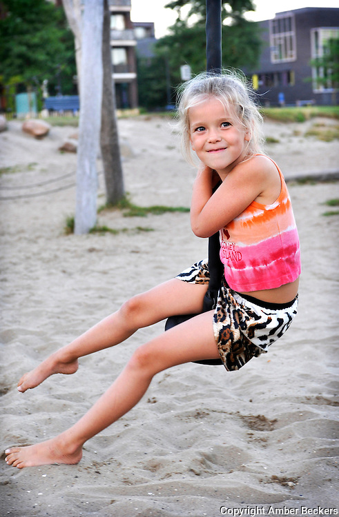 September 7, 2016 - 20:04<br /> The Netherlands, Amsterdam - Zo&euml;, 6 years and ten months old