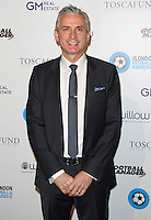 Alan Smith, London Football Legends Dinner & Awards 2015, Battersea Evolution, London UK, 05 March 2015, Photo By Brett D. Cove