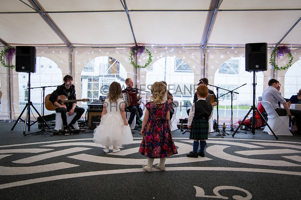 Sample Wedding Photography by James Deane, Isle of Islay