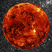 Created using a simulated image of Venus, found here: http://www.jpl.nasa.gov/spaceimages/details.php?id=PIA00271