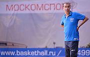 DESCRIZIONE : Qualificazioni EuroBasket 2015 - Allenamento <br /> GIOCATORE : Simone Pianigiani<br /> CATEGORIA : nazionale maschile senior A <br /> GARA : Qualificazioni EuroBasket 2015 - Allenamento<br /> DATA : 12/08/2014 <br /> AUTORE : Agenzia Ciamillo-Castoria