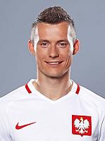 Uefa - World Cup Fifa Russia 2018 Qualifier / <br /> Poland National Team - Preview Set - <br /> Krzysztof Maczynski