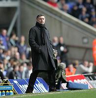 Photo: Lee Earle.<br /> Birmingham City v Chelsea. The Barclays Premiership. 01/04/2006. Chelsea manager Jose Mourinho.