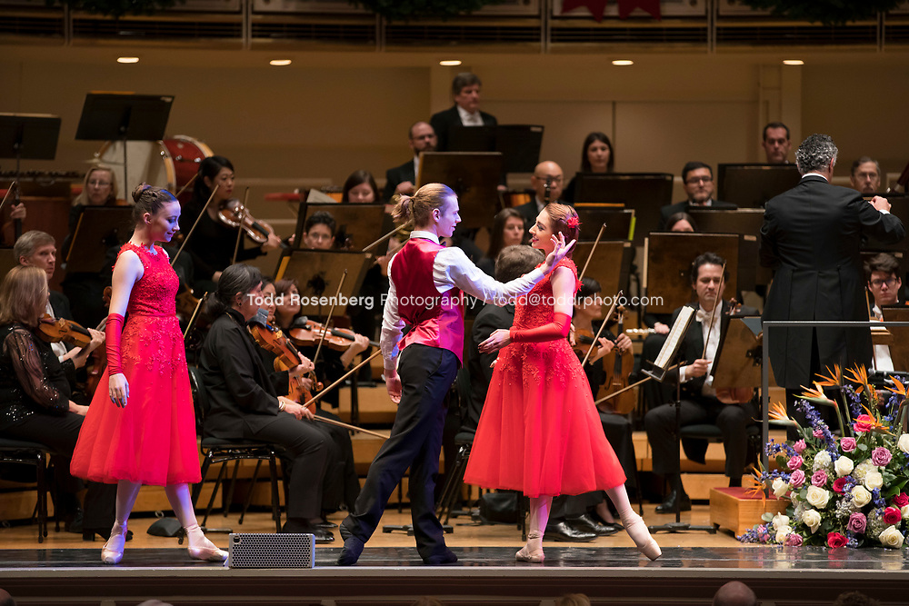 12/30/17 2:46:22 PM -- Chicago, IL, USA<br /> Attila Glatz Concert Productions' &quot;A Salute to Vienna&quot; at Orchestra Hall in Symphony Center. Featuring the Chicago Philharmonic <br /> <br /> &copy; Todd Rosenberg Photography 2017