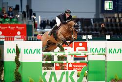 Klatte, Guido (GER) Asagan M<br /> Leipzig - Partner Pferd 2017<br /> © Stefan Lafrentz