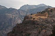 Corsica. France. Corsica. France. Gorges de Spelunca near evisa  Corsica   France   / les gorges de la Spelunca  Corse   France