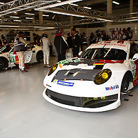 #91 drivers: Bergmeister, Pilet, Bernhard, #92 drivers: Lieb, Lietz, Dumas, Porsche 911 RSR, Team Manthey, FIA WEC 6h 2013 Silverstone
