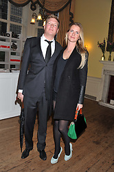 CHLOE DELEVINGNE and ED GRANT at the Vogue Festival 2012 in association with Vertu held at the Royal Geographical Society, London on 20th April 2012.