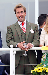 Ben Fogle  at Ladies Day at Glorious Goodwood, Thursday, 2nd August 2012 Photo by: Stephen Lock / i-Images