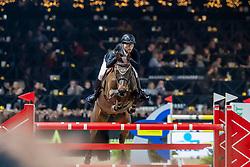 Zhang Xingjia, CHN, Dulore<br /> Jumping Mechelen 2019<br /> © Hippo Foto - Martin Tandt<br />  27/12/2019