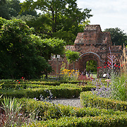 Restored walled garden, Fulham Palace